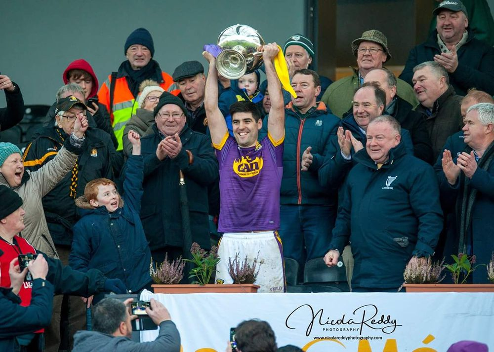wexford win walsh cup