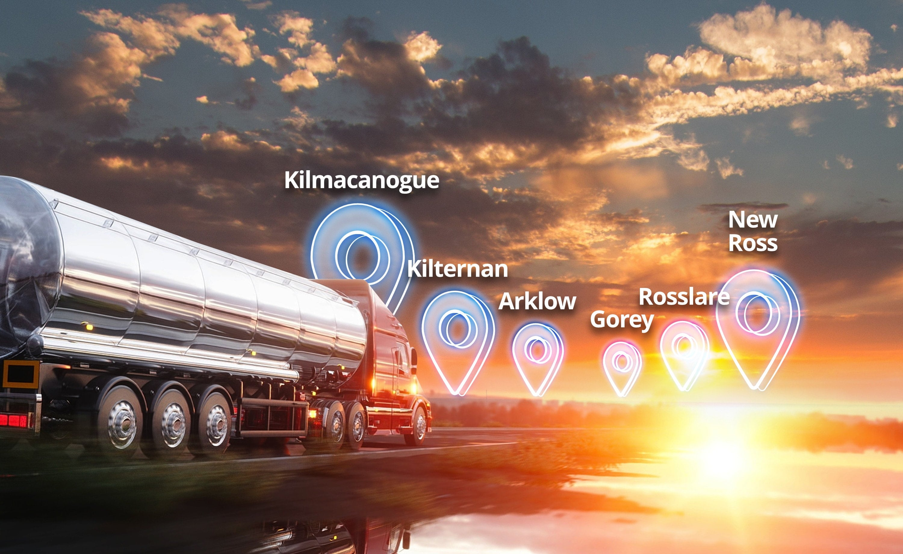 Glen Fuels Truck Stop Network