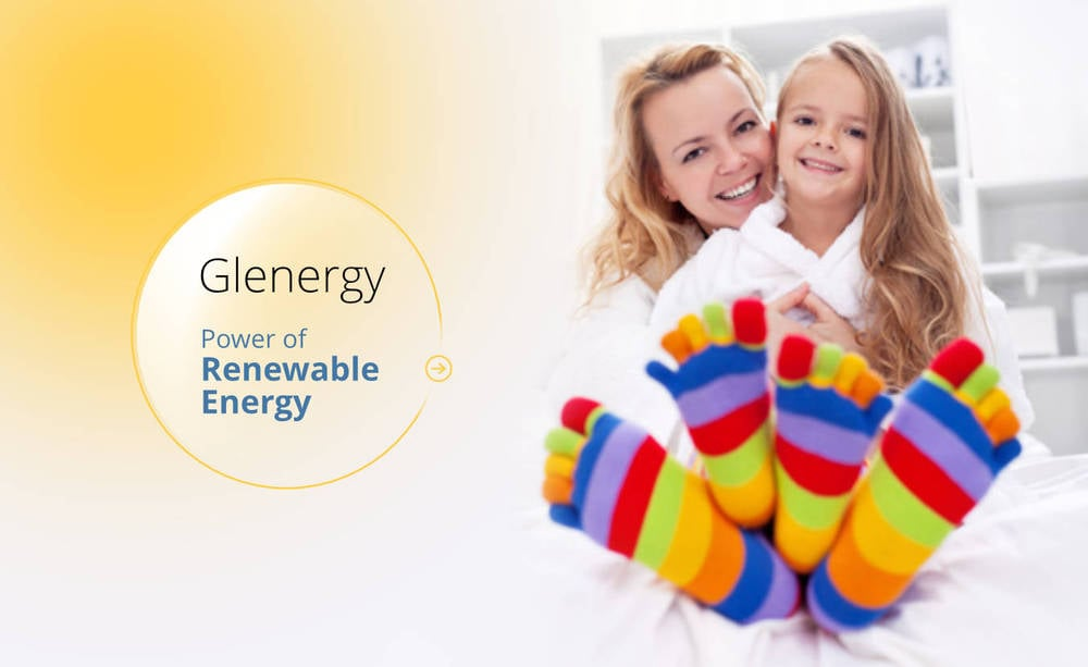 Domestic eco-friendly energy solutions save space and money and are available nationwide through Glen Fuels' sister company Glenergy