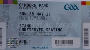 Win GAA tickets.....