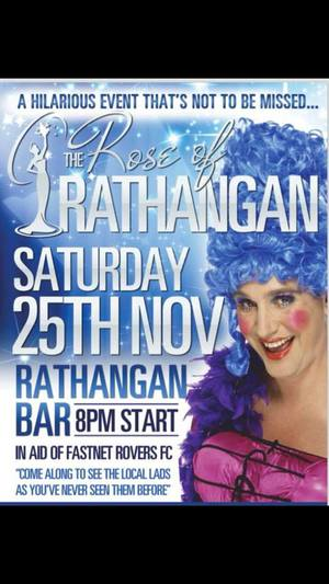 The Rose of Rathangan, with a twist!