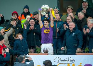 Wexford Wins Walsh Cup