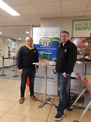 Glen Fuels Rosslare at SuperValu Rosslare
