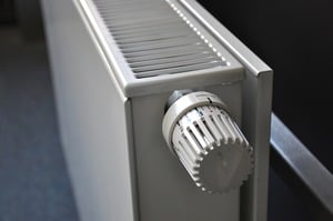 Radiators Only Warm to Touch?