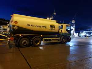 Nighttime Deliveries Fuel Irish Fisheries